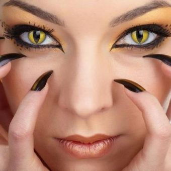 Halloween Contact Lenses | Optometry Blog – Wink Optometry
